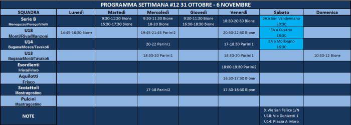 programma_settimanale
